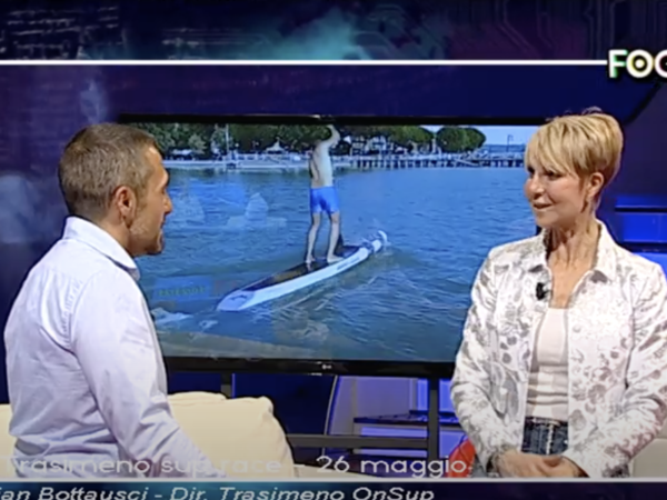 Intervista a TeleEtruria